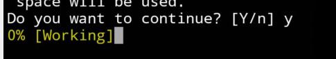 通过termux 的 SSH 实现手机和电脑相连接